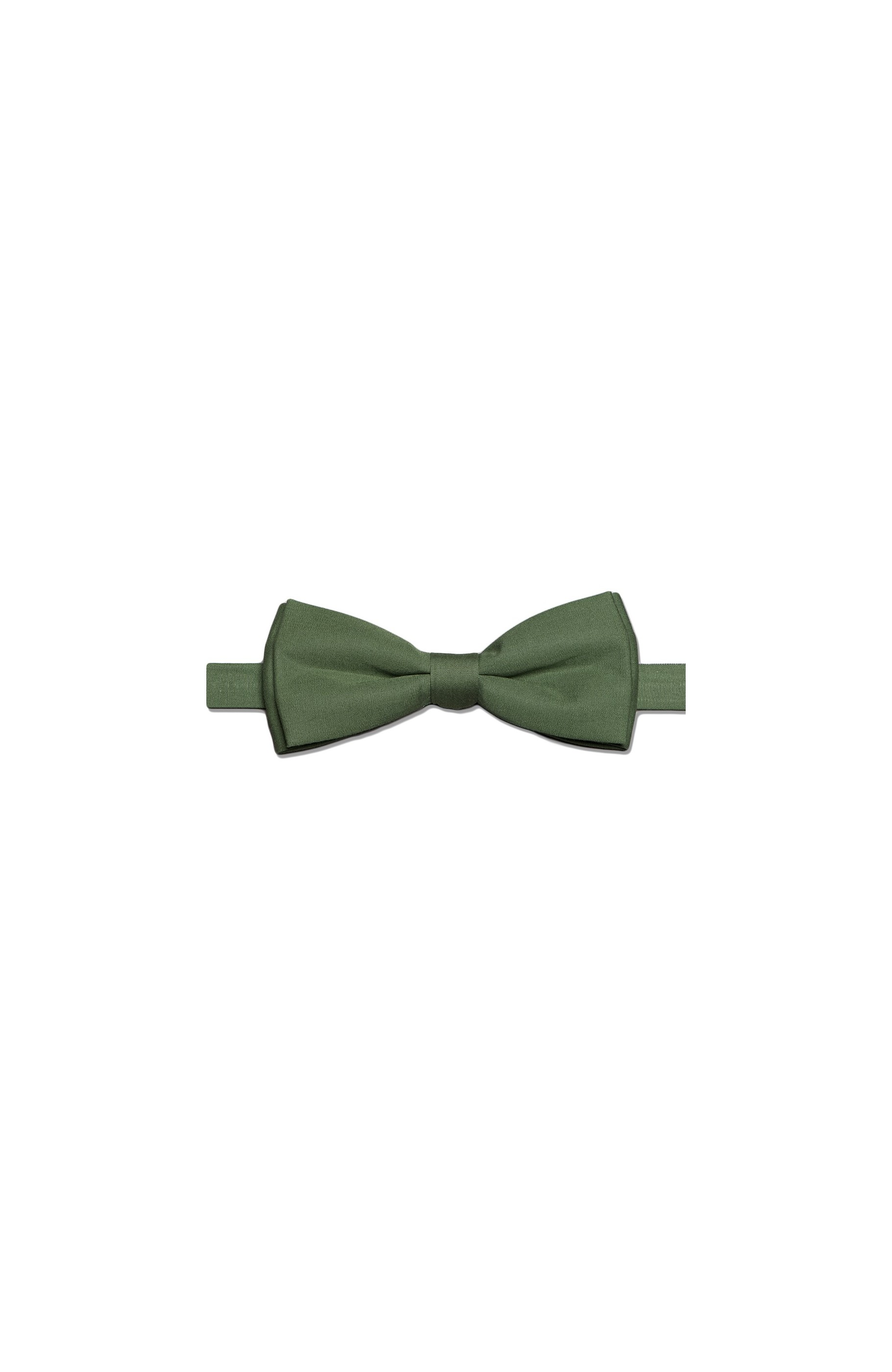 Majesté Couture Paris: Green bow tie | Accessories,Accessories > Bow ties -  Hiphunters Shop