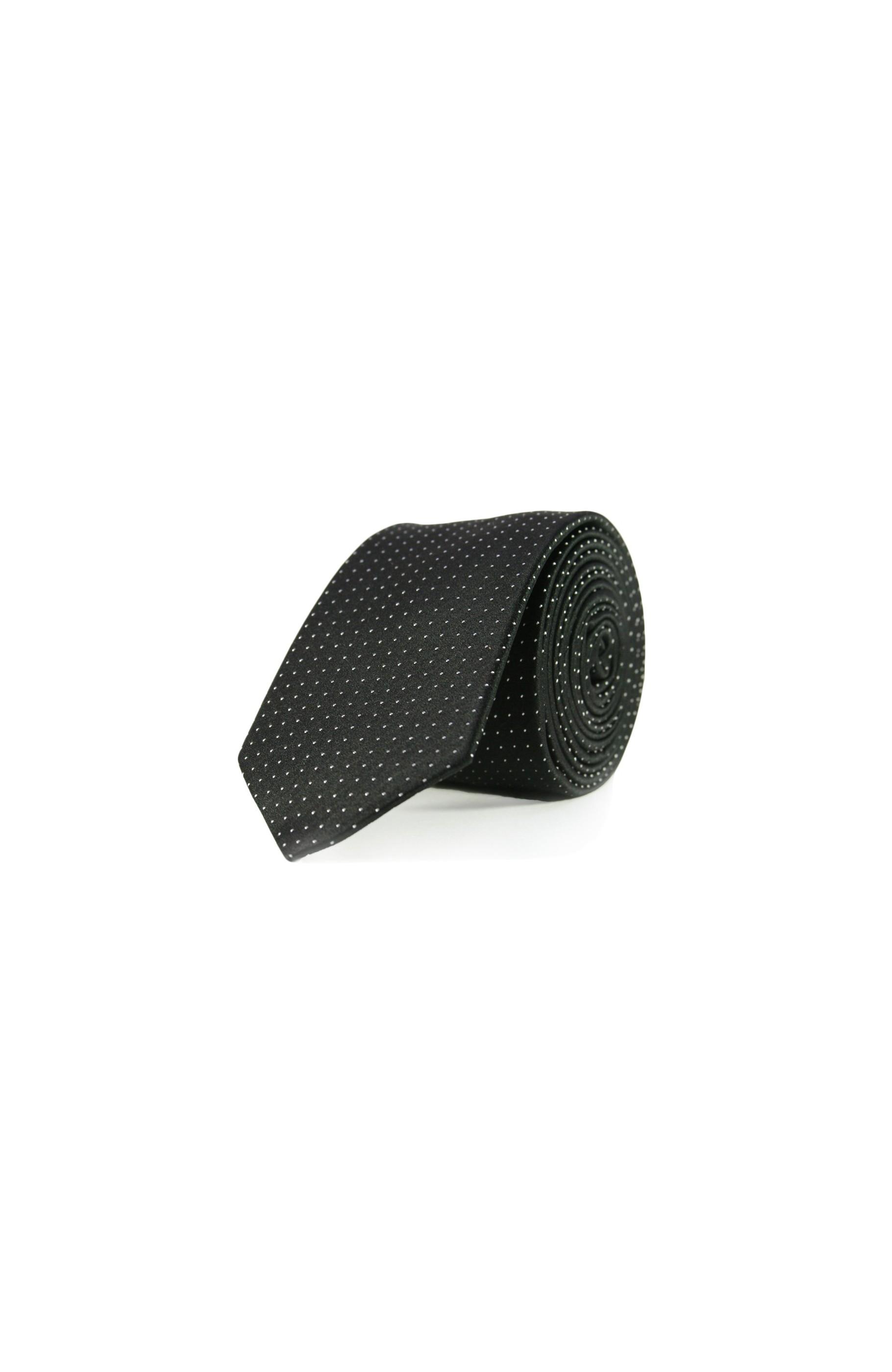 Majesté Couture Paris: Regular black tie | Accessories -  Hiphunters Shop
