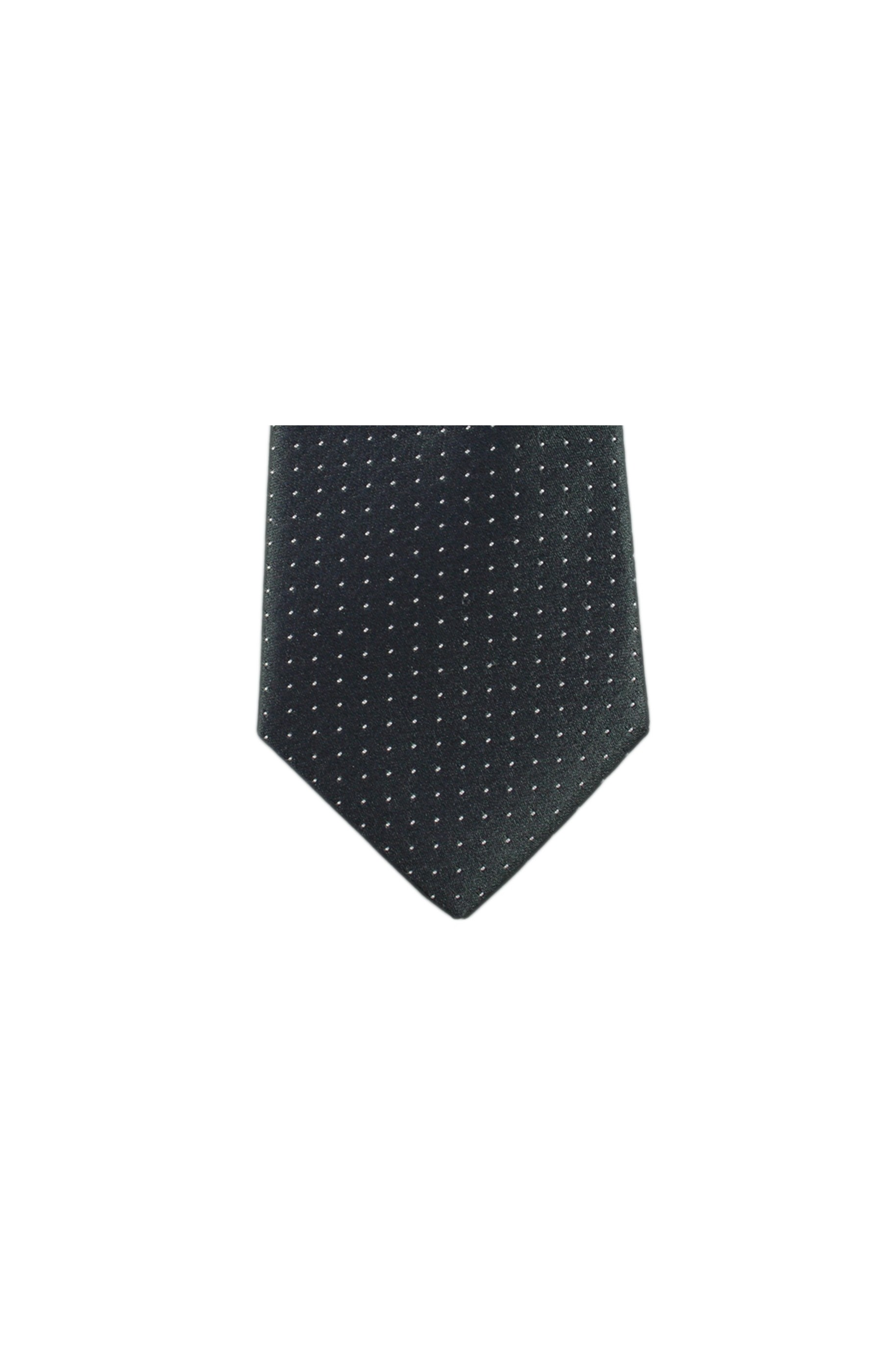 Majesté Couture Paris: Regular silver tie | Accessories -  Hiphunters Shop