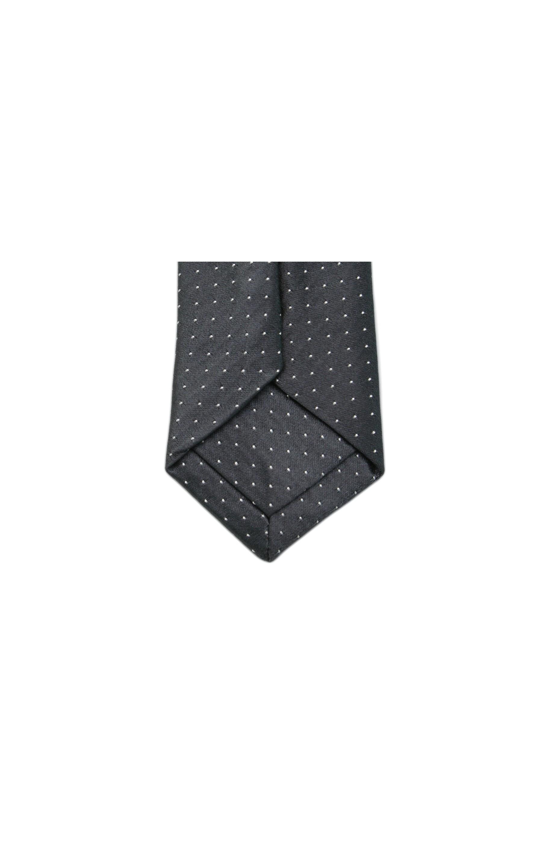 Majesté Couture Paris: Slim silver tie | Accessories -  Hiphunters Shop