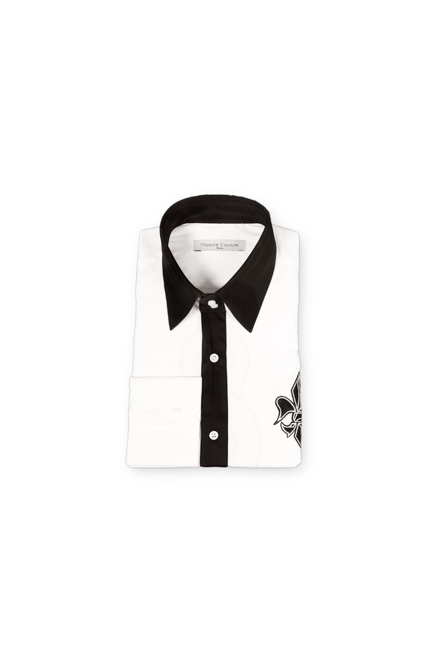 WHITE MAJESTÉ CLUB SHIRT