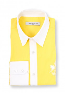 YELLOW MAJESTÉ CLUB SHIRT