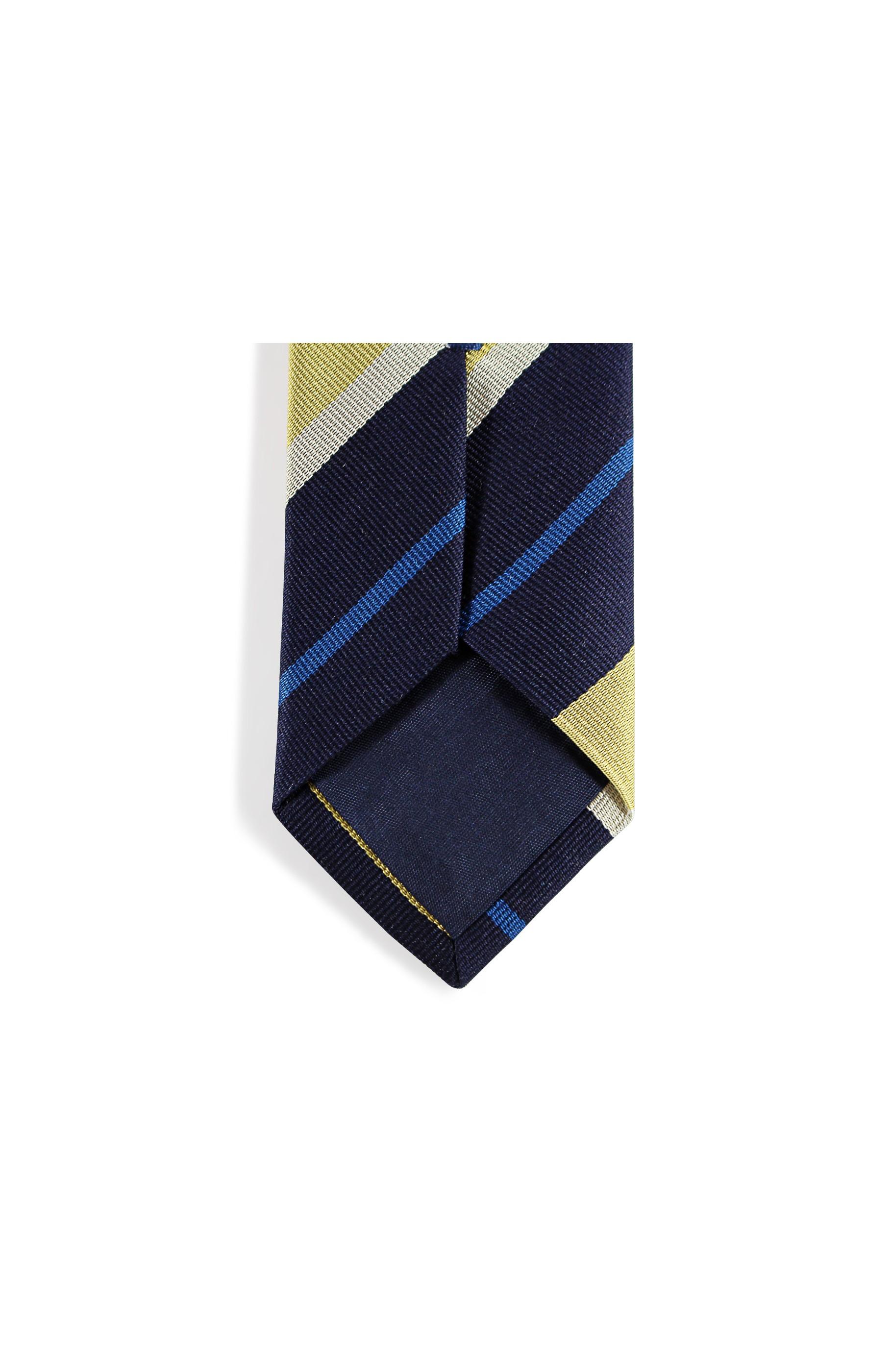 Majesté Couture Paris: Club navy tie | Accessories -  Hiphunters Shop