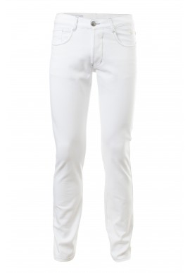 MJ-421 WHITE JEANS