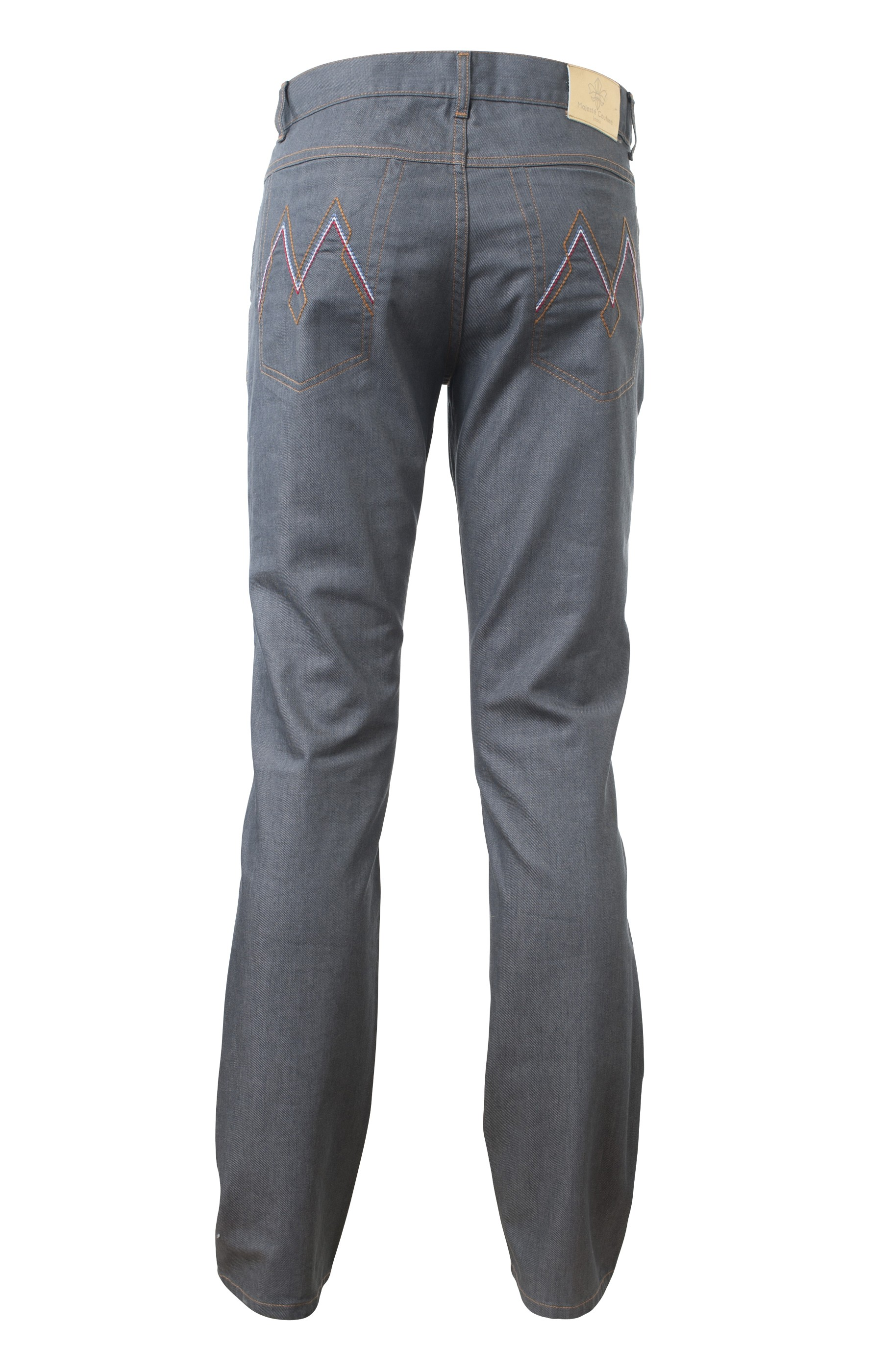 Majesté Couture Paris: MJ-536 PLATINUM JEANS | Clothing,Clothing > Jeans -  Hiphunters Shop