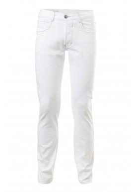 MJ-536 WHITE JEANS