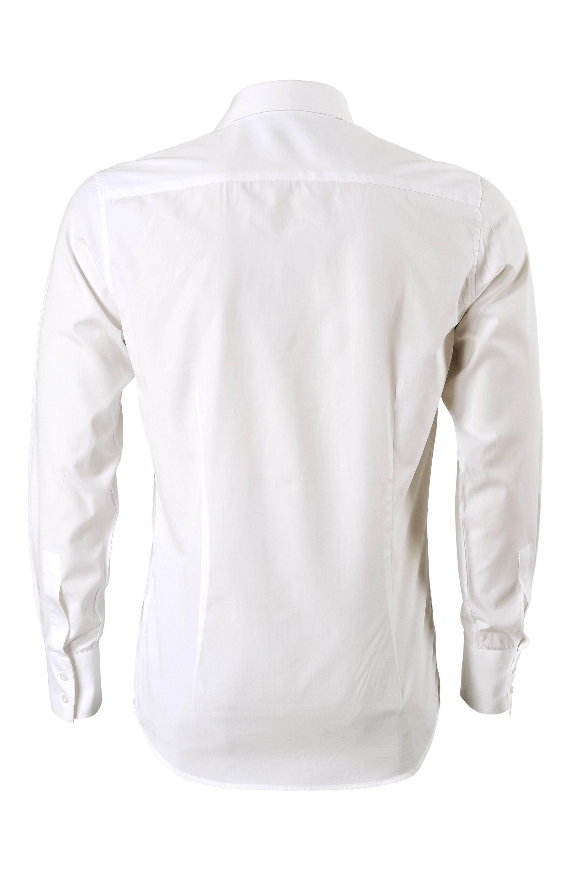Majesté Couture Paris: WHITE PARIGOTE SHIRT | Clothing,Clothing > Shirts -  Hiphunters Shop