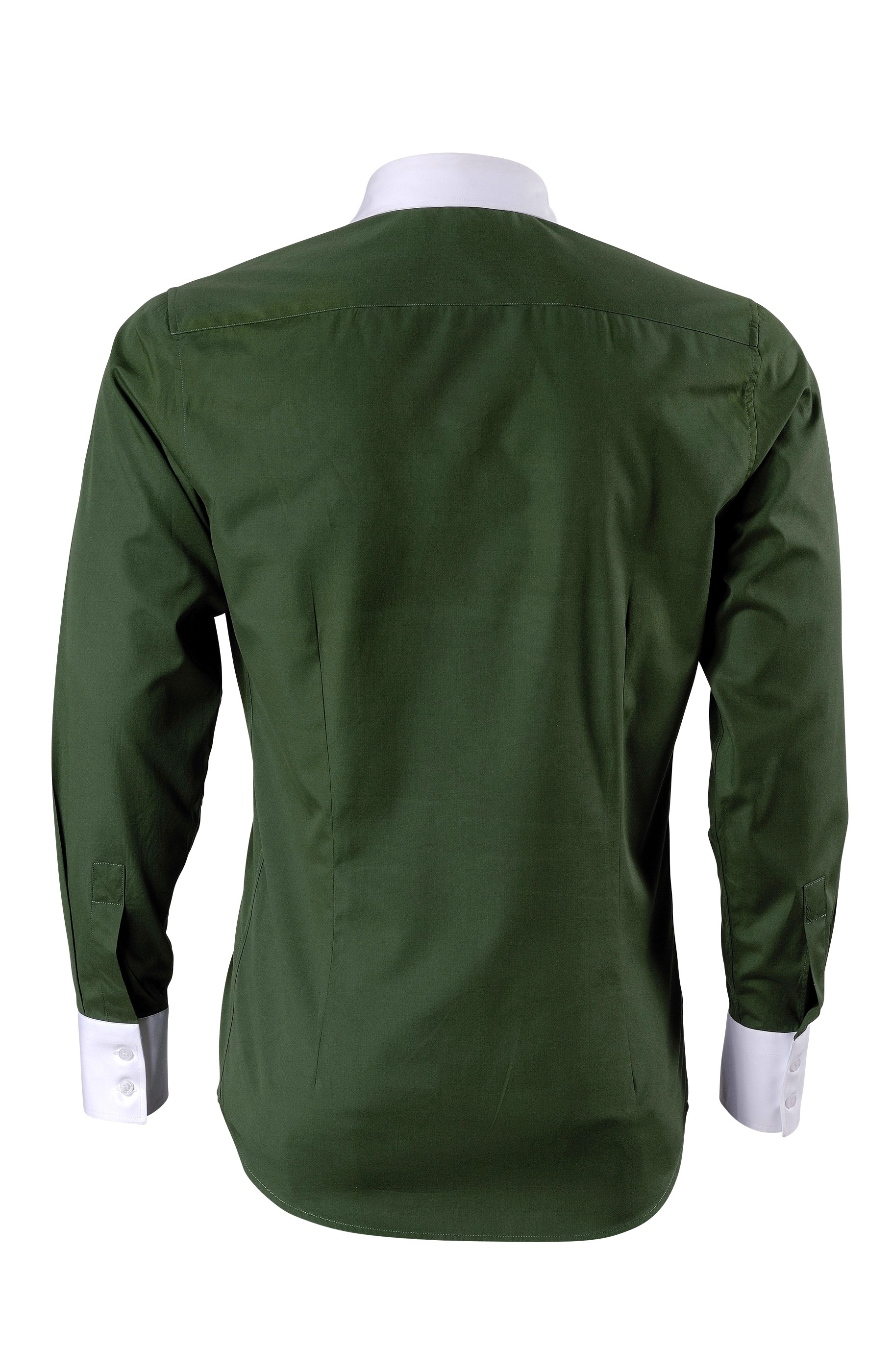 Majesté Couture Paris: MILITARY GREEN SHIRT PARIGOTE | Clothing,Clothing > Shirts -  Hiphunters Shop
