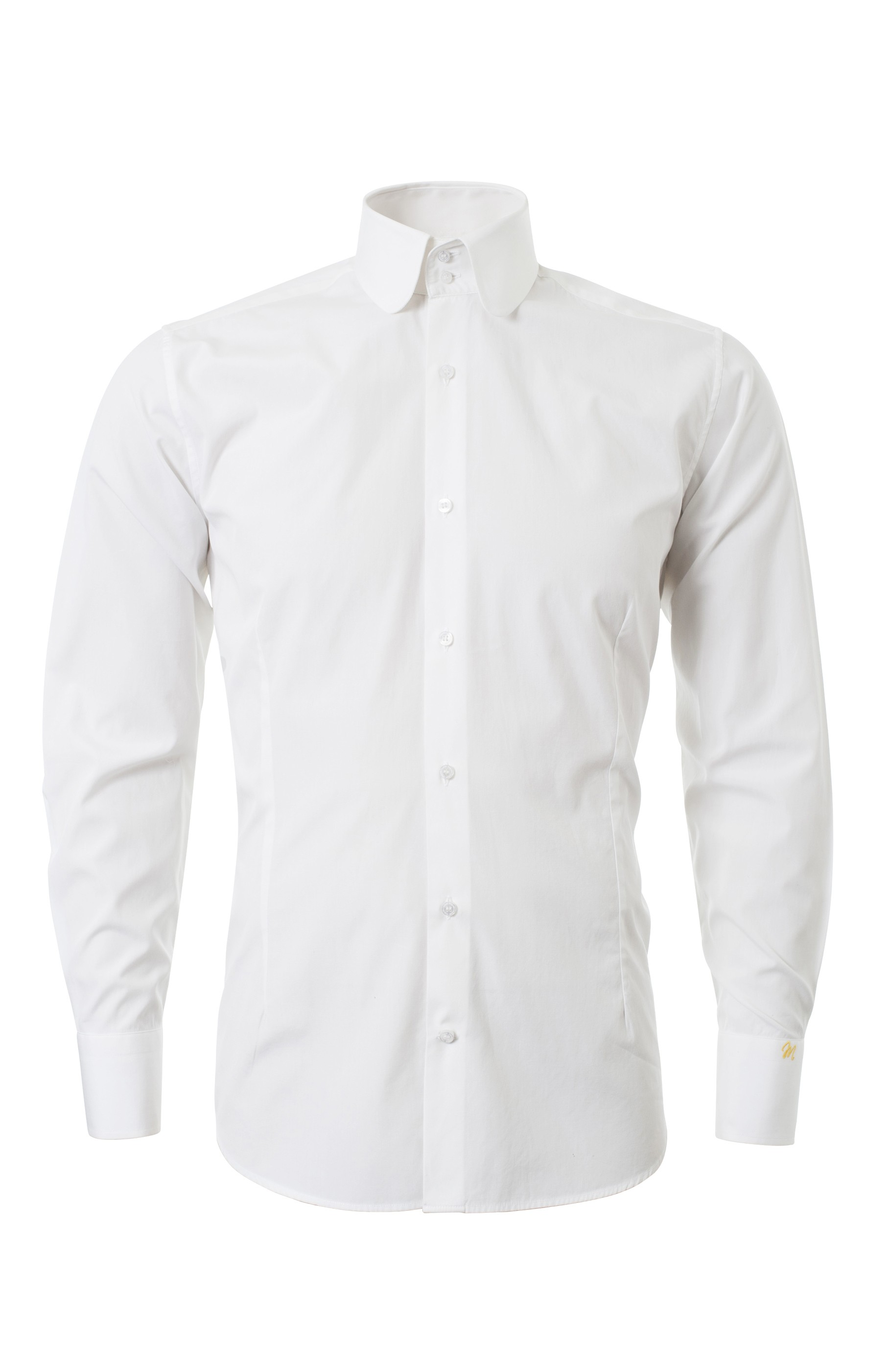 Majesté Couture Paris: WHITE EXCELLENCE SHIRT | Clothing,Clothing > Shirts -  Hiphunters Shop