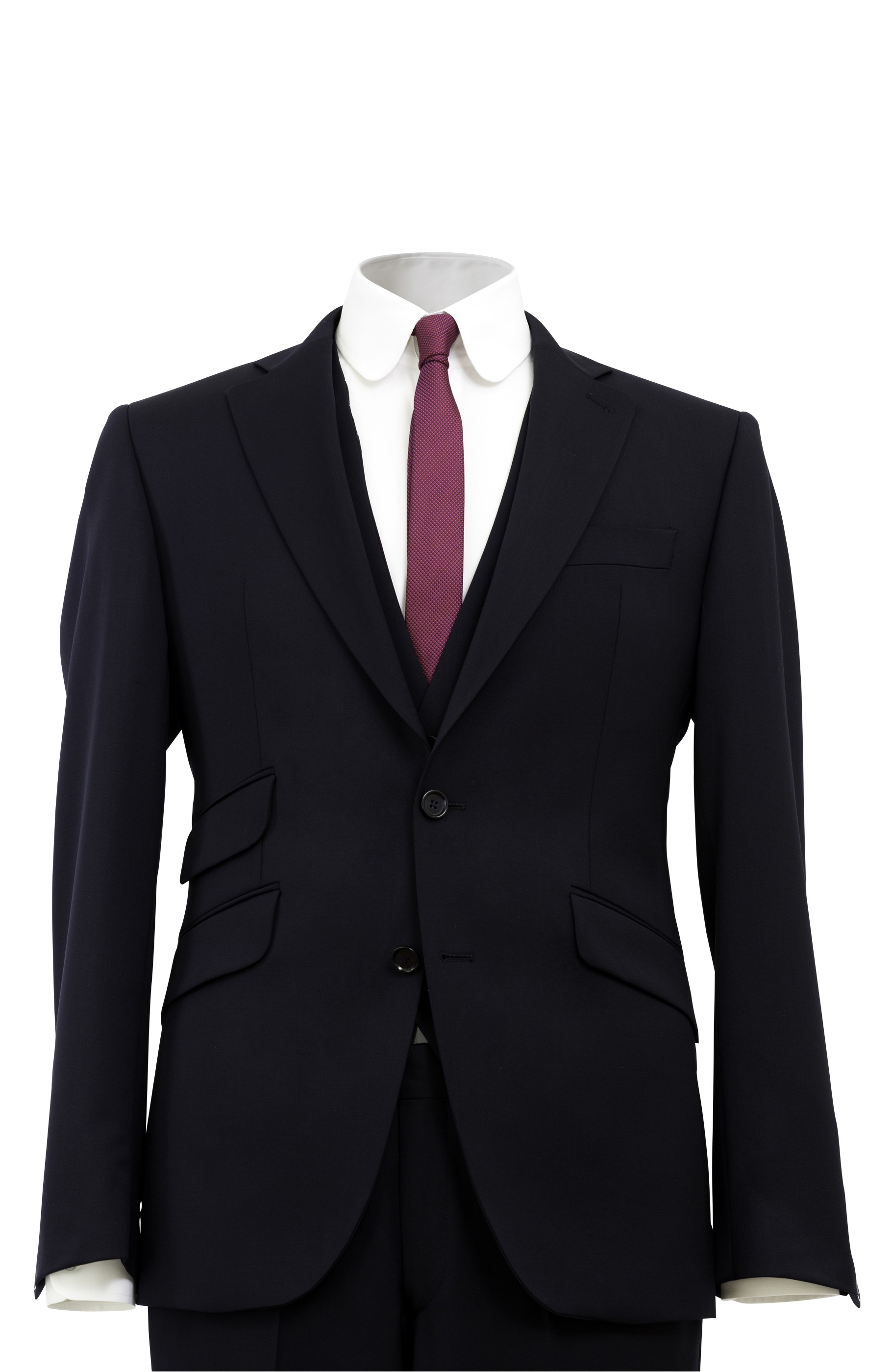 Majesté Couture Paris: VENDÔME NAVY SUIT | Clothing,Clothing > Suits -  Hiphunters Shop