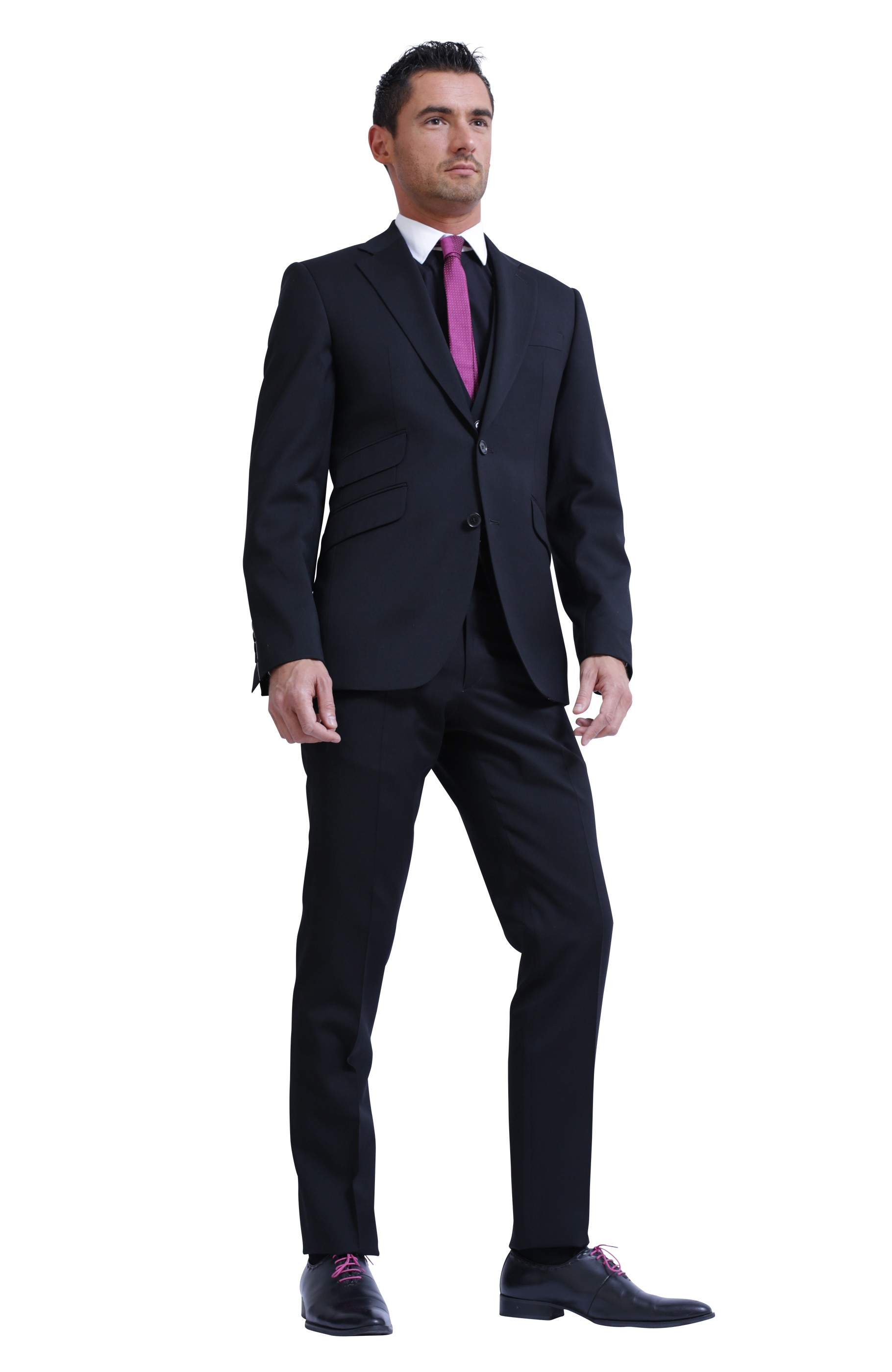 Majesté Couture Paris: VENDÔME GREY SUIT | Clothing,Clothing > Suits -  Hiphunters Shop