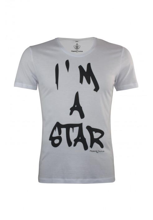 T-SHIRT I'M A STAR