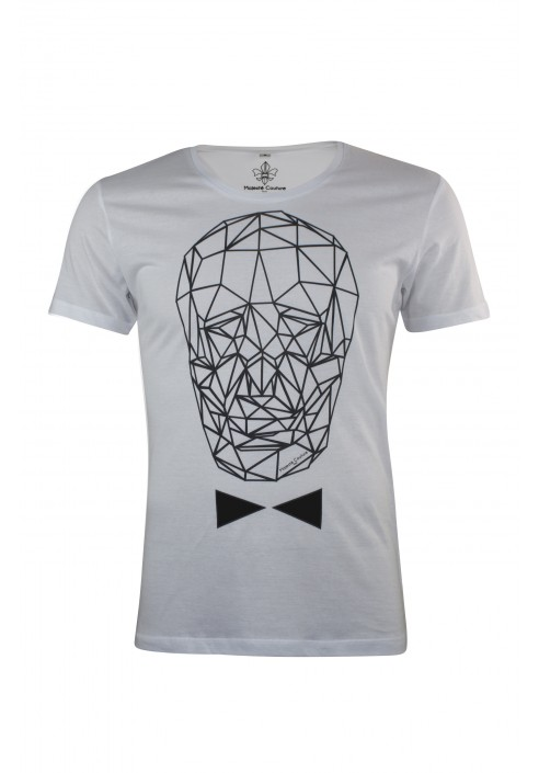T-SHIRT GRAPHIC_TDM BLANC