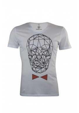 T-SHIRT GRAPHIC_TDM BLANC & ROUGE