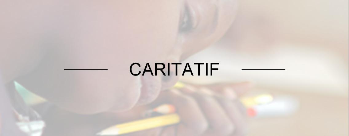 Caritatif Majesté Couture Paris